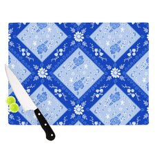 Diamonds by Anneline Sophia Cutting Board