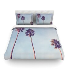 Sunshine and Warmth by Catherine McDonald Light Cotton Duvet Cover
