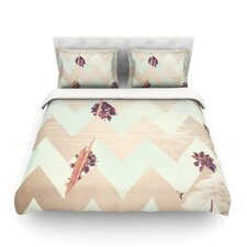 Oasis by Catherine McDonald Light Cotton Duvet Cover