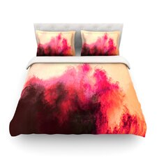 Painted Clouds II by Caleb Troy Light Cotton Duvet Cover