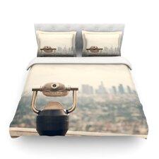 The View LA by Catherine McDonald Light Cotton Duvet Cover