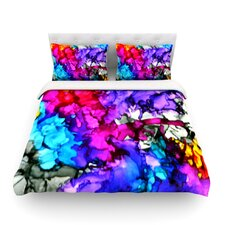 Indie Chic by Claire Day Light Cotton Duvet Cover
