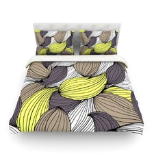 Wild Brush by Gabriela Fuente Light Cotton Duvet Cover