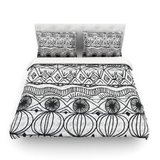Blanket of Confusion by Catherine Holcombe Light Cotton Duvet Cover