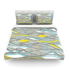Drift by Gill Eggleston Light Cotton Duvet Cover