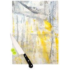 Abstraction by CarolLynn Tice Cutting Board