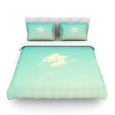 Cloud Nine by Libertad Leal Light Cotton Duvet Cover