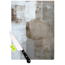 Calm and Neutral by CarolLynn Tice Cutting Board