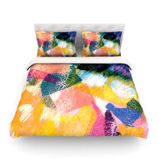 Texture by Louise Machado Light Cotton Duvet Cover