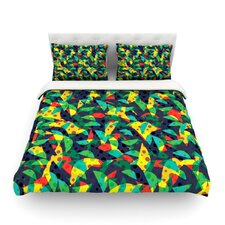 Fruit and Fun by Akwaflorell Woven Duvet Cover