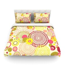 Poa by Louise Machado Light Cotton Duvet Cover