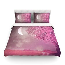 Song of the Springbird by Monika Strigel Light Cotton Duvet Cover