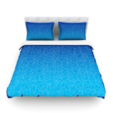 Bubbling by Frederic Levy-Hadida Light Cotton Duvet Cover