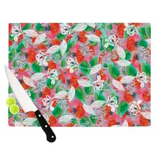 Flying Tulips by Akwaflorell Cutting Board