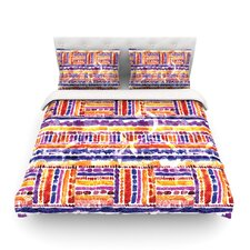 Tribal by Louise Machado Light Cotton Duvet Cover