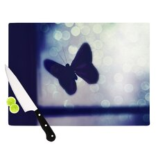 Enchanted by Robin Dickinson Butterfly Cutting Board
