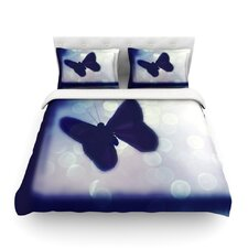 Enchanted by Robin Dickinson Butterfly Cotton Duvet Cover