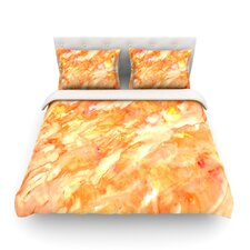 Autumn by Rosie Brown Paint Cotton Duvet Cover