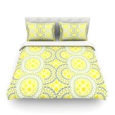 Blossoming Buds by Miranda Mol Light Cotton Duvet Cover