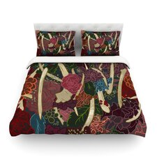 New Life by Jaidyn Erickson Light Cotton Duvet Cover