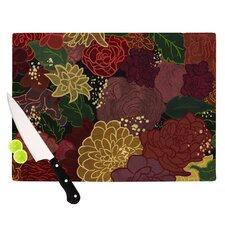 Flowers by Jaidyn Erickson Cutting Board