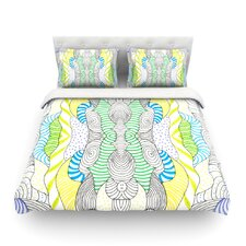 Wormland by Monika Strigel Light Cotton Duvet Cover