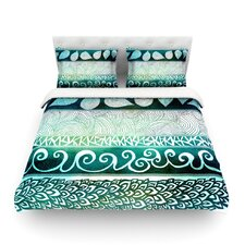 Dreamy Tribal by Pom Graphic Design Cotton Duvet Cover