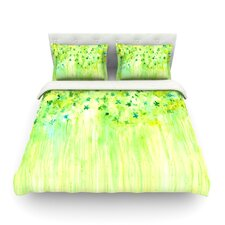 April Showers by Rosie Brown Cotton Duvet Cover