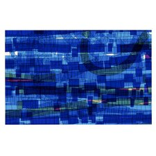 Squares Traffic by Frederic Levy-Hadida Decorative Doormat