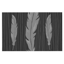 Feathers by Jaidyn Erickson Decorative Doormat
