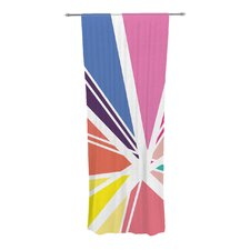 Boldly Bright Curtain Panels (Set of 2)