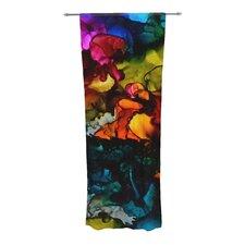 Hippie Love Child Curtain Panels (Set of 2)
