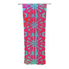 Aloha Curtain Panels (Set of 2)