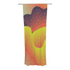 Waves Waves Curtain Panels (Set of 2)