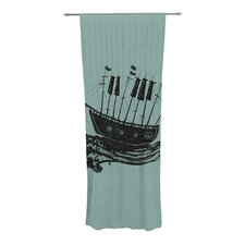 Ship Curtain Panels (Set of 2)