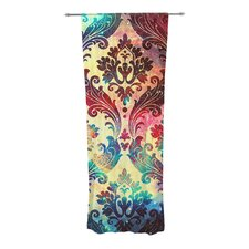Galaxy Tapestry Curtain Panels (Set of 2)