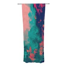 Painted Clouds Double Curtain Panels (Set of 2)