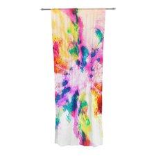 Technicolor Clouds Curtain Panels (Set of 2)