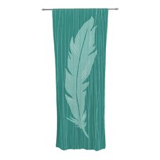 Feathers Curtain Panels (Set of 2)