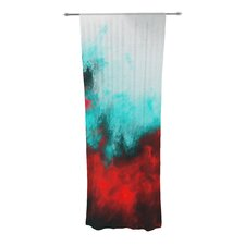 Painted Clouds III Curtain Panels (Set of 2)