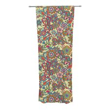 My Butterflies and Flowers Curtain Panels (Set of 2)