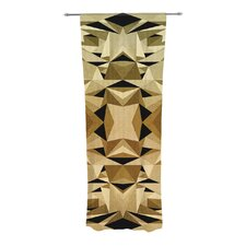 Abstraction Curtain Panels (Set of 2)