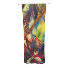 Growth Curtain Panels (Set of 2)