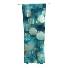 Shades of Blue Curtain Panels (Set of 2)