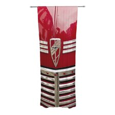 Chevy Curtain Panels (Set of 2)