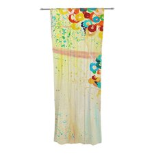 Summer in Bloom Curtain Panels (Set of 2)