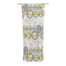 Benin Curtain Panels (Set of 2)