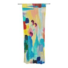 Don't Quote Me Curtain Panels (Set of 2)