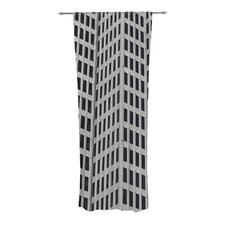 The Grid Curtain Panels (Set of 2)