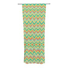 Bright and Bold Curtain Panels (Set of 2)